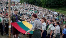 Knygą apie Lietuvos skautų istoriją rašo net 300 autorių