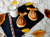 Pyragėliai su kriaušėmis