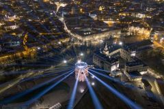 Vilniaus šviesų festivalis sulaukė 200 tūkst. lankytojų