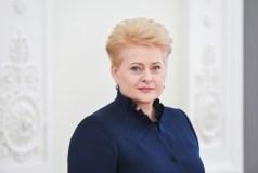 Dalia Grybauskaitė vadovaus COVID-19 pasekmių mažinimo fondui