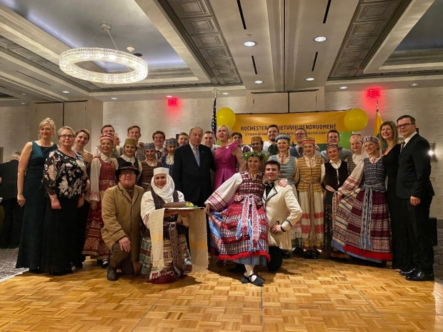 Ročesterio lietuvių bendruomenė