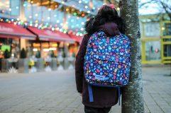 Mokyklinės kuprinės: kaip apsaugoti vaiko stuburą