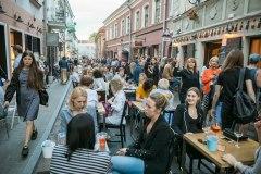 Vilnius siūlo pagalbą restoranams ir kavinėms
