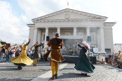 Vilniuje – pažintis su viduramžių ir Renesanso amatų tradicijomis