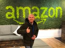 """""""Amazon"""" dirbantis lietuvis – apie nelengvas pirmojo darbo paieškas ir netikėtą svajonės išsipildymą"""