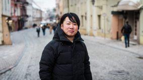"""Lietuvoje viešėjęs japonas: """"Kauniečiai Čiunę Sugiharą supranta geriau nei japonai"""""""