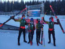"""Europos biatlono čempionatą sėkmingai baigę lietuviai: """"Dėl tokių akimirkų sportuojame"""""""