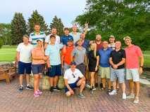 Čikagos lietuviai renkasi kartu žaisti golfo