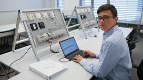 Šešiolikmetis tapo jauniausiu diplomuotu išmaniojo namo sistemos specialistu Lietuvoje