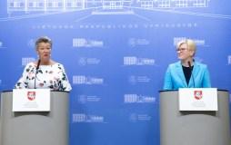 Aptarta skubi EK pagalba stabdant nelegalią migraciją iš Baltarusijos