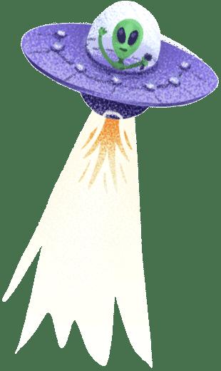 Rise and Shine Gathering - UFO