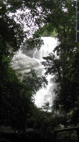 thenmala waterfall 1