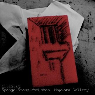 Germaine-Jay Workshop 02-Sponge Stamp