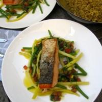 Gezond en makkelijk weekmenu voor keuken-linkerhanden #boostyourpositivity