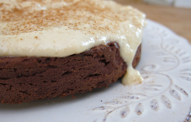 Red Velvet Cake with Cream Cheese Frosting (grain-free, dairy-free, sugar-free, Paleo)
