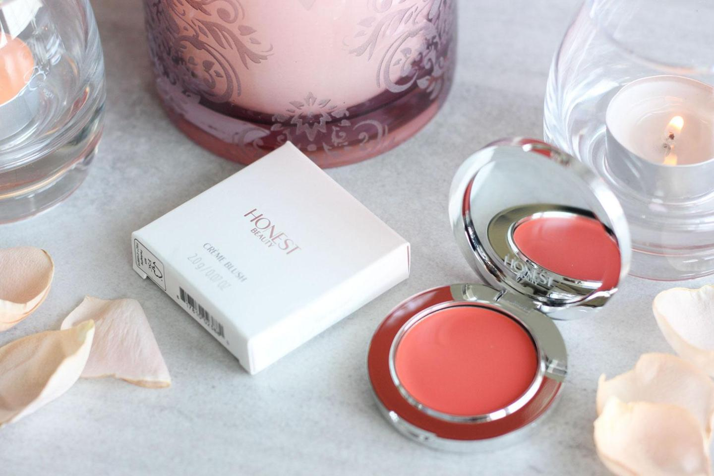 Honest Beauty Creme Blush Review