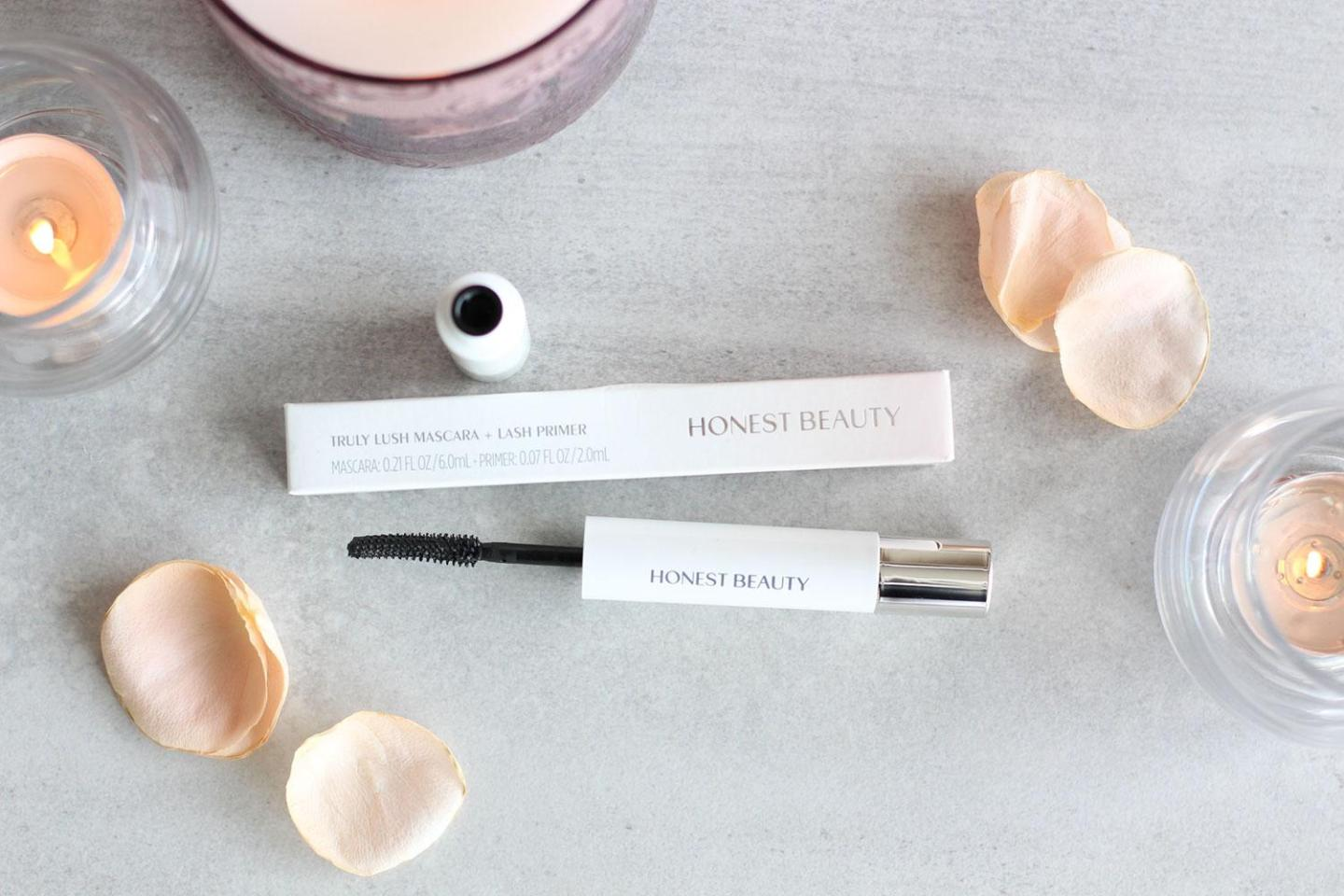 Honest Beauty Truly Lush Mascara + Lash Primer Review