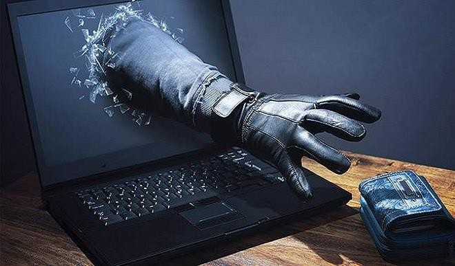 Cyber-Criminal committing CyberCrime, Hackers marketplace. - wherecyber-criminals are making lucrative salarys by Hacking American Citizens, Enterprises and the US Government .