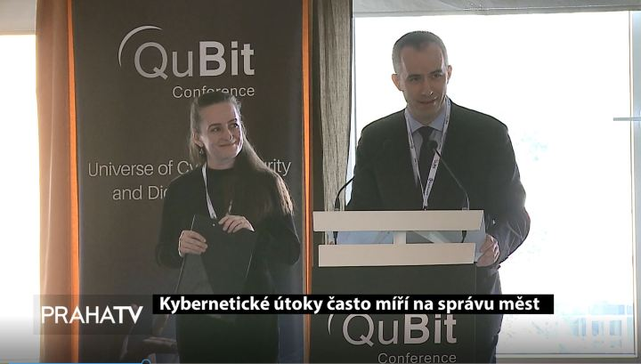 Prague QuBit cyber security Conference