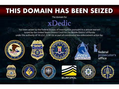 Authorities Shutdown XDedic Marketplace
