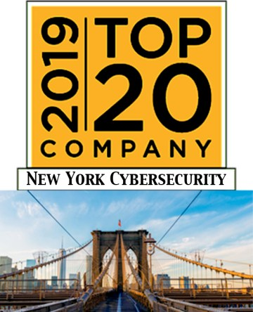 Top 20 hottest and most innovative cybersecurity companies in The Big Apple