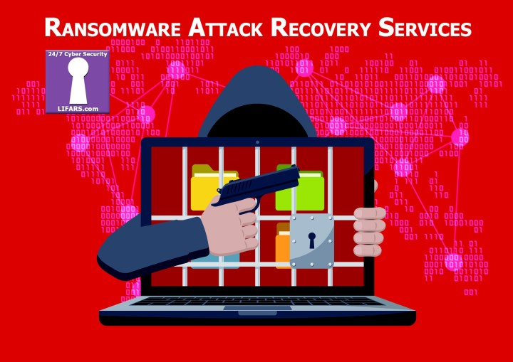 Ransomware Attack Recovery Services