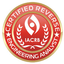 Certified Reverse Engineering Analyst (CREA)