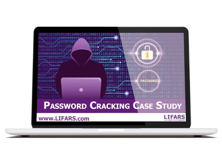 LIFARS Password Cracking Case Study - extract used plaintext passwords from more than 1500000 cracked active directory hashes