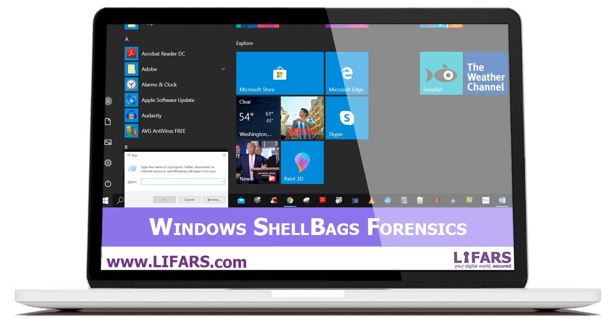 LIFARS WhitePaper Windows ShellBags Forensics, Investigative Value of Windows ShellBags