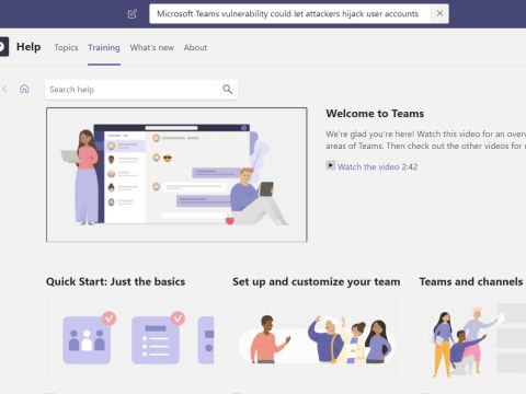 Microsoft Teams vulnerability could let attackers hijack user accounts