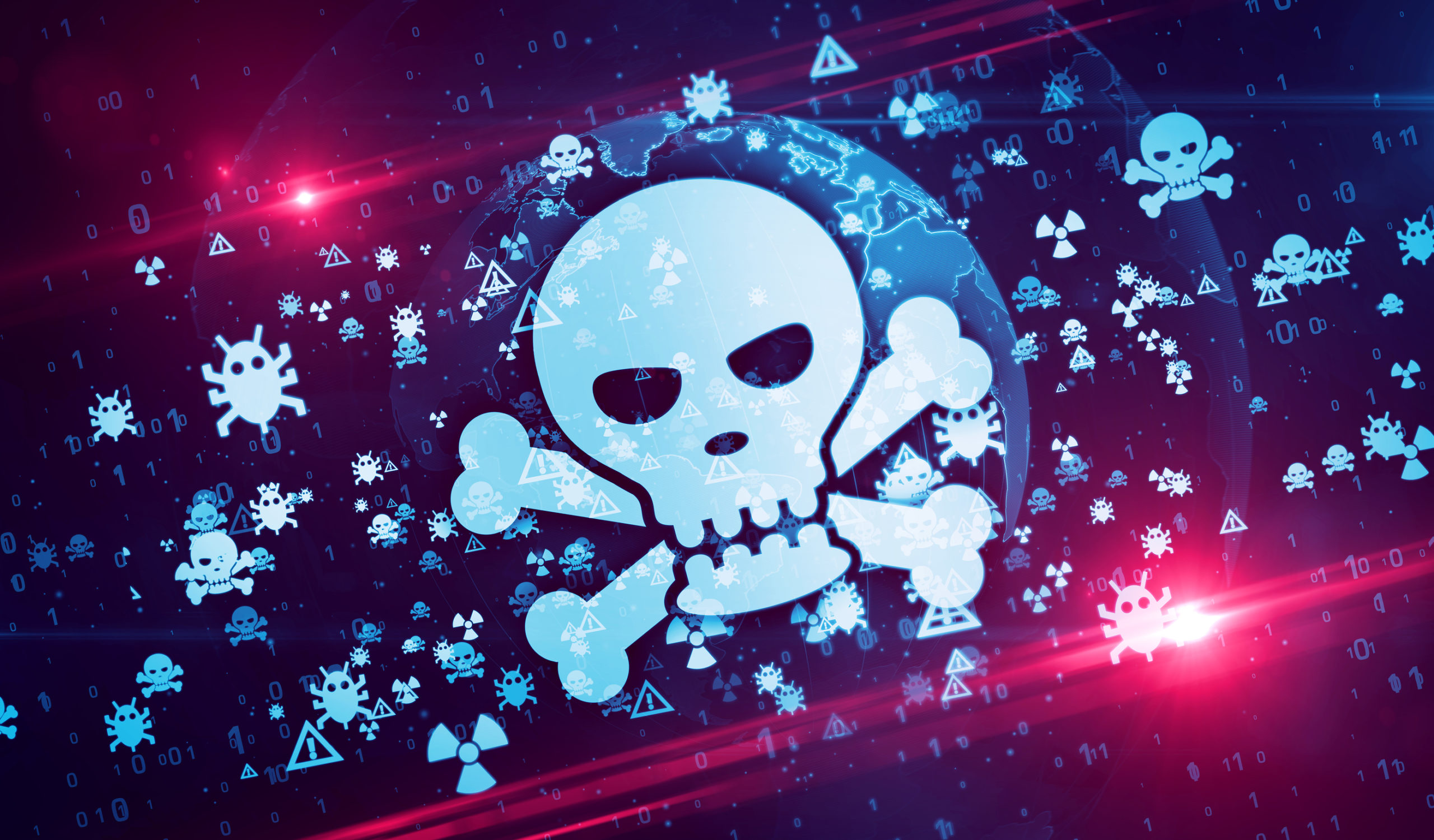 Top 10 Most Dangerous And Destructive Cyber Viruses Of All Time