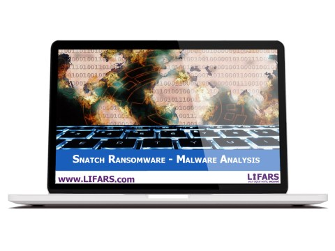 Snatch Ransomware - Malware Analysis Case Study