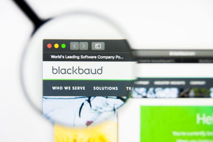 Blackbaud Security Incident