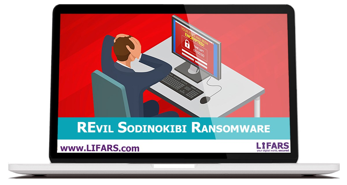 REvil Sodinokibi Ransomware - Case Study