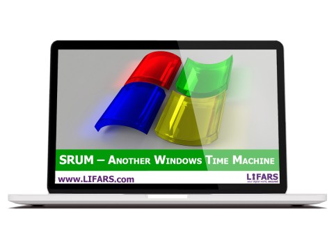 SRUM – Another Windows Time Machine