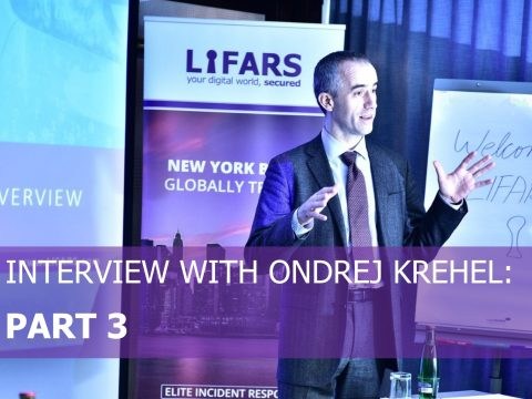 Interview With Ondrej Krehel Part 3
