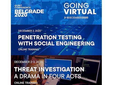 A Cybersecurity Community Event in Belgrade 2020