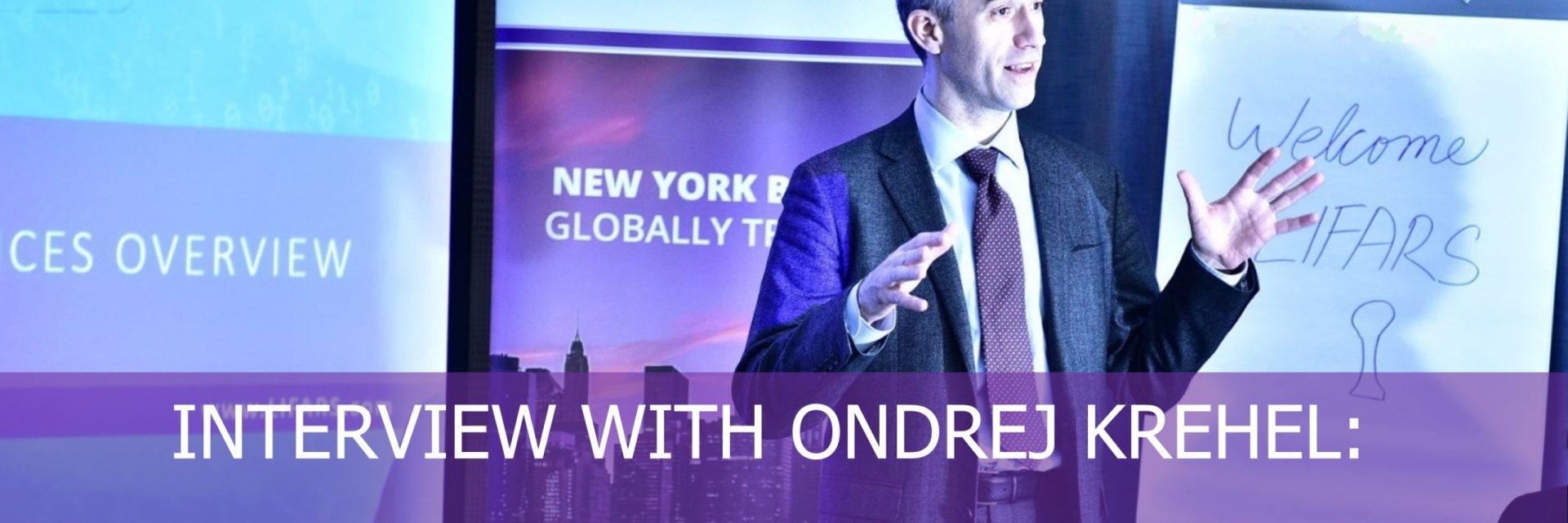 Interview With Ondrej Krehel Part 4