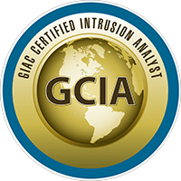 GIAC Certified Intrusion Analyst
