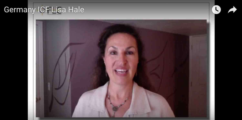 Lisa Hale ICF-Berlin Bringing Leadership Home