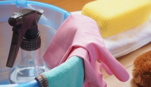【ゴム手袋の洗い方】内側の臭いの取り方や対策、手入れ方法【洗濯で嫌な匂いを取る】