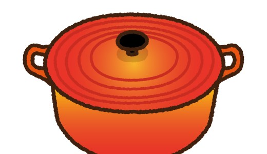 【ホーロー(琺瑯)のサビ取り方法】錆の落とし方やサビ止めを紹介【鍋、やかん、ケトルなど】