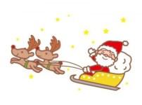 サンタクロース服なぜ赤と白