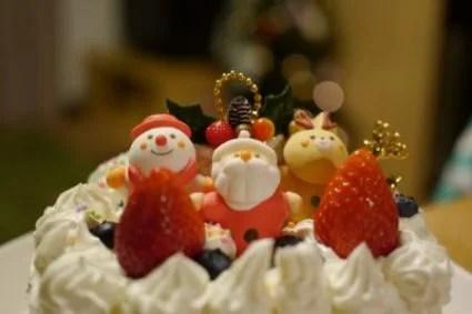 クリスマスになぜケーキ?