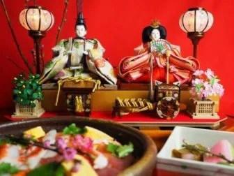 ちらし寿司盛り付ける順番は?