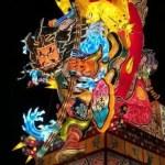 五所川原たちねぷた祭り2020の日程と見どころや運行コース!