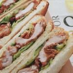 「ẩm thực nhật」Lạ miệng với món bánh mì kẹp thịt gà kiểu Nhật