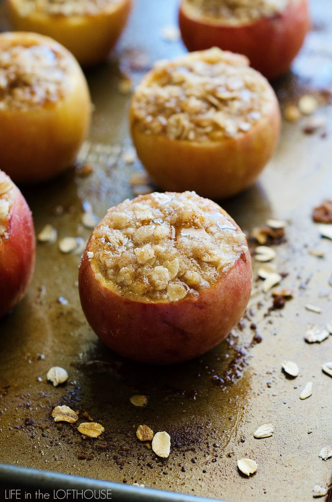 Baked Apple Dessert Recipe