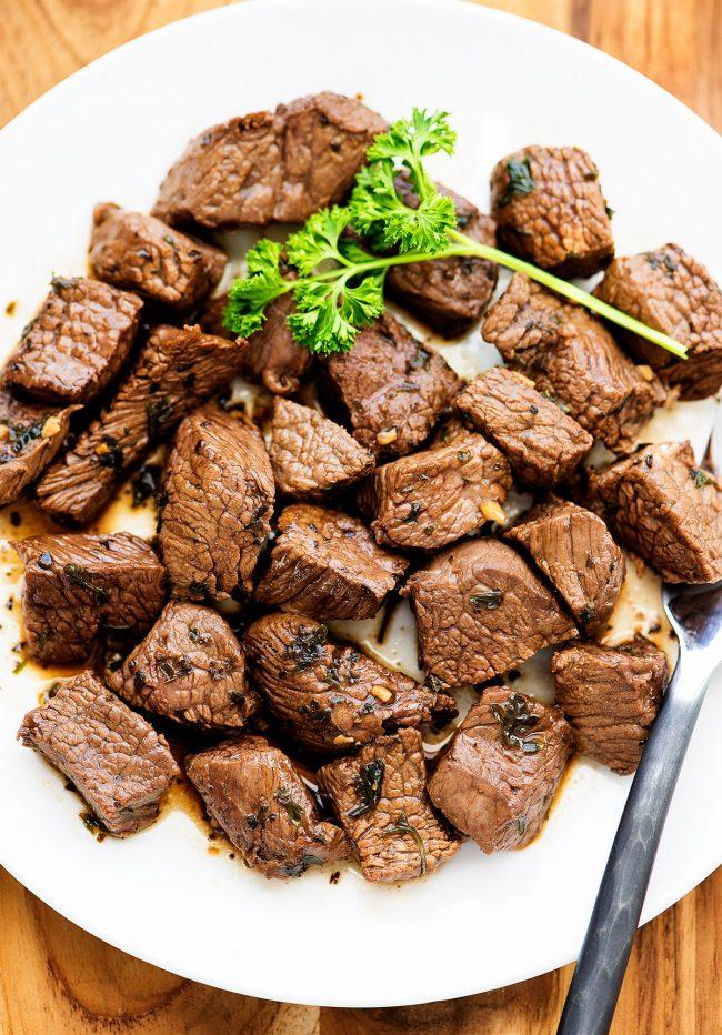 Steak Bites - Life In The Lofthouse