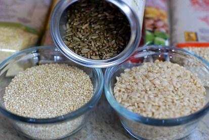 穀物類は勿論、じゃがいも等のでんぷんを多く含む食べ物もアウトです。